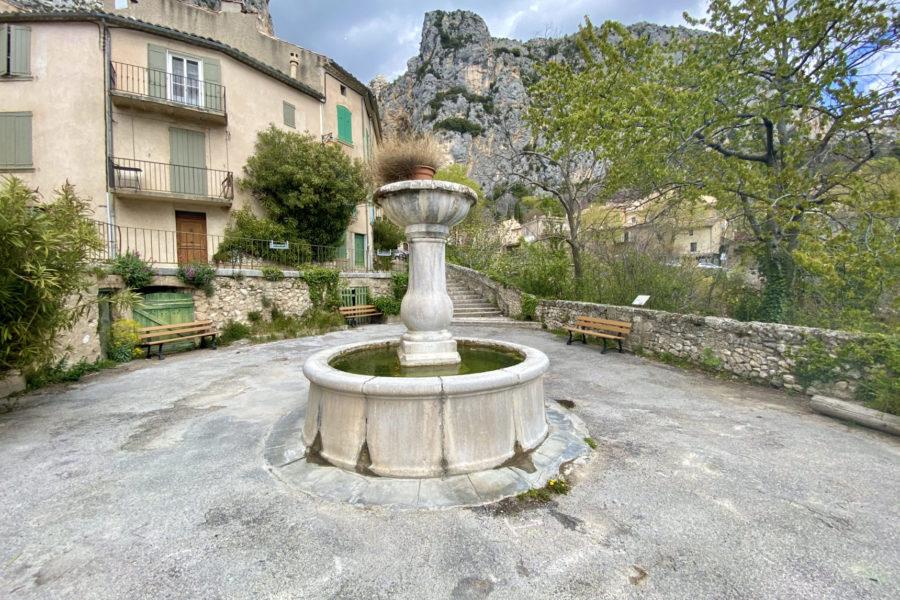 fontaine fondue